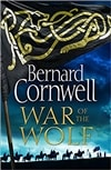 War of the Wolf by Bernard Cornwell | Signed UK First Edition Copy