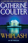 author signed Whiplash by Catherine Coulter