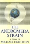 Andromeda Strain | Crichton, Michael | Signed First Edition Book