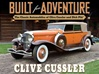 Cussler, Clive - Built for Adventure (Signed First Edition)