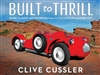 Cussler, Clive | Built to Thrill | Signed First Edition Book
