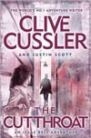 Cutthroat, The | Cussler, Clive & Scott, Justin | Double-Signed UK 1st Edition