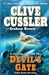 Cussler, Clive & Brown, Graham -  Devil's Gate (Double-Signed First Edition)