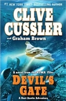 Devils Gate by Clive Cussler and Graham Brown