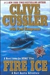 Cussler, Clive & Kemprecos, Paul | Fire Ice | Double Signed First Edition Trade Paper Book