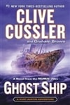 Cussler, Clive & Brown, Graham - Ghost Ship (Double-Signed First Edition)