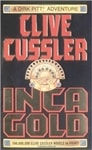 Cussler, Clive - Inca Gold (1st thus, Signed)