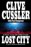 Cussler, Clive & Kemprecos, Paul - Lost City (Double-Signed First Edition)
