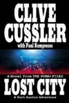 Cussler, Clive & Kemprecos, Paul | Lost City | Double Signed First Edition Book