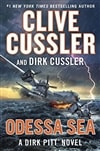 Cussler, Clive & Cussler, Dirk - Odessa Sea (Double-Signed First Edition)