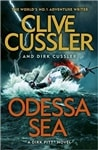 Cussler, Clive & Cussler, Dirk - Odessa Sea (Double-Signed First Edition UK)