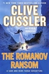 Cussler, Clive & Burcell, Robin | Romanov Ransom, The | Double-Signed First Edition Book