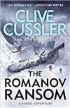 Cussler, Clive & Burcell, Robin | Romanov Ransom | Double Signed UK Edition Book