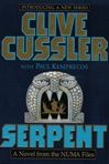 Cussler, Clive & Kemprecos, Paul - Serpent (Double-Signed First Edition Thus)