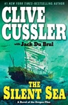 Cussler, Clive & Jack Du Brul - Silent Sea, The (Double-Signed First Edition)