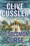 Cussler, Clive / Blake, Russell - Solomon Curse, The (Signed First Edition)