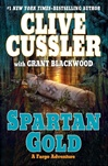 Cussler, Clive & Blackwood, Grant - Spartan Gold (Double-Signed First Edition)