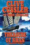 Treasure of Khan by Dirk Cussler and Clive Cussler