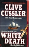 Cussler, Clive & Kemprecos, Paul - White Death (Double-Signed Mass Market Paperback)