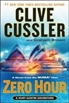 Cussler, Clive & Brown, Graham - Zero Hour (Signed, 1st)