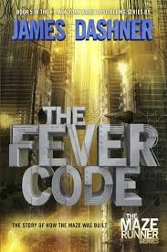 The Fever Code by James Dashner | Signed First Edition Book