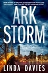 Davies, Linda | Ark Storm | Signed First Edition Book
