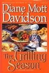 Davidson, Patricia Mott / Grilling Season / Signed First Edition Book