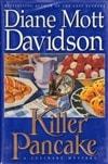 Davidson, Diane Mott / Killer Pancake / Signed First Edition Book