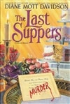 Davidson, Diane Mott / Last Suppers, The / Signed First Edition Book