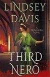 Davis, Lindsey | Third Nero, The | Signed First Edition Book