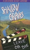 Deaver, Jeffery (as Jefferies, William) - Shallow Graves (1st thus, Signed)