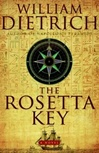 Dietrich, William - Rosetta Key, The (Signed First Edition)
