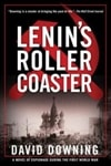 Downing, David | Lenin's Roller Coaster | Signed First Edition Book