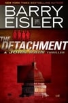 Eisler, Barry | Detachment, The | Signed First Edition Trade Paper Book
