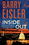 autographed book Inside Out by Barry Eisler