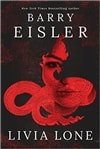 Eisler, Barry | Livia Lone | Signed First Edition Book