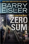 Eisler, Barry | Zero Sum | Signed First Edition Book