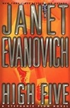 Evanovich, Janet - High Five (Signed First Edition)