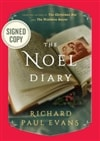 Evans, Richard Paul | Noel Diary, The | Signed First Edition Book