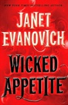 autographed book Wicked Appetite by Janet Evanovich