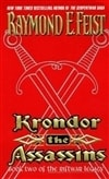Krondor: The Assassins | Feist, Raymond | Signed First Edition Book