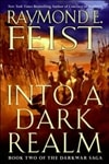 Into a Dark Realm | Feist, Raymond E. | Signed First Edition Book