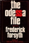 Forsyth, Frederick / Odessa File, The / Signed First Edition Book