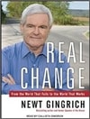 Real Change | Gingrich, Newt | Signed First Edition Book