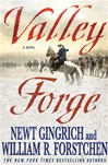 Newt Gingrich and William forstchen Valley Forge