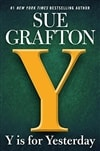 Y is for Yesterday | Grafton, Sue | Signed First Edition Book