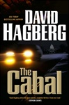 signed book The Cabal by David Hagberg