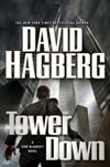 Hagberg, David | Tower Down | Signed First Edition Book