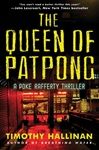 signed 1st edition The Queen of Patpong by Timothy Hallinan