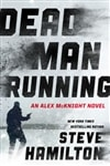 Dead Man Running by Steve Hamilton | Signed First Edition Book